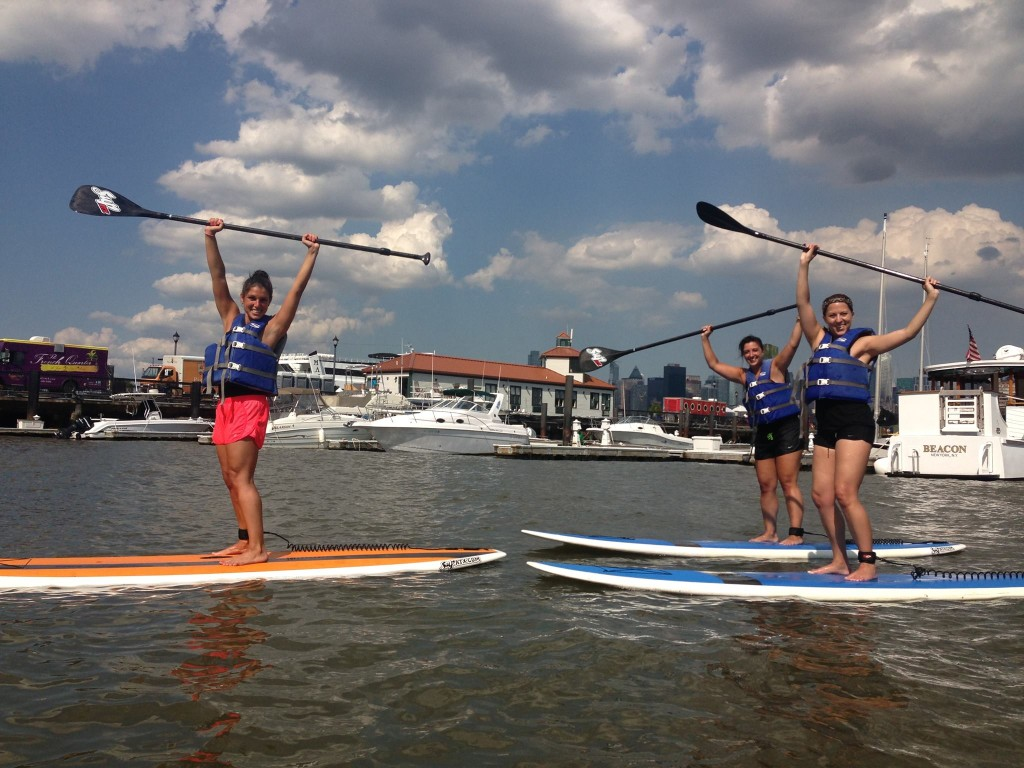 Learn to Paddleboard!