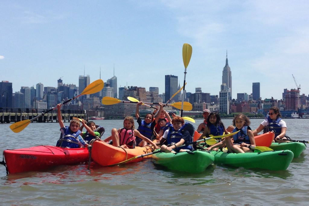 Resilience Paddle Camp!